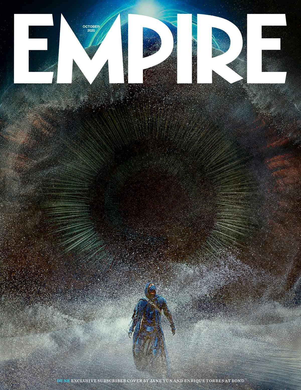 Cover of Empire Magazine DUNE