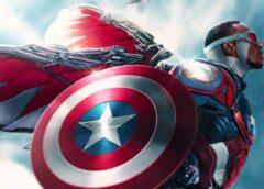 Vengadores 5. The Falcon and The Winter Soldier: Anthony Mackie habla sobre el escudo del Capitán América