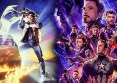 Guionista de Regreso al futuro le responde a Vengadores: Endgame