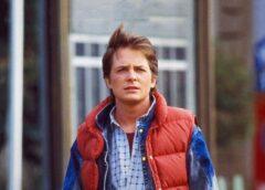 Marty Mcfly Regreso al Futuro