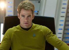 Chris Pine tiene la esperanza de volver como Capitán Kirk en Star Trek 4