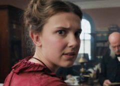 Enola Holmes estrenó un emocionante trailer