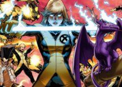 El nuevo spot de Los Nuevos mutantes revela el dragón alienígena Lockheed de X-Men