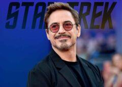 Robert Downey Jr quiere participar en una película de Star Trek