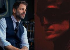 The Batman: Zack Snyder reaccionó al primer trailer