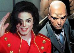 El día en el que Michael Jackson quiso interpretar al Profesor X de los X-Men