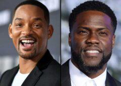 Will Smith y Kevin Hart harán el remake de Mejor solo que mal acompañado