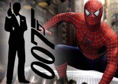 Sin James Bond, Spider-Man de Sam Raimi no habría sucedido