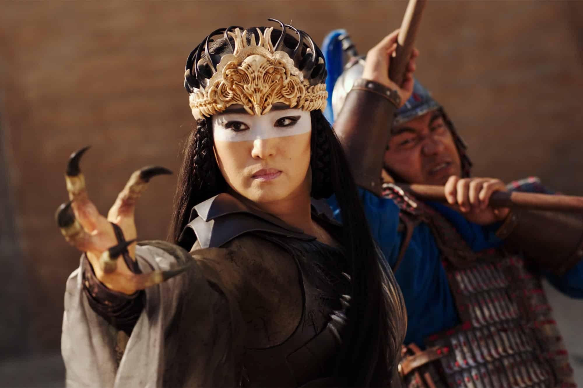 Gong Li Mulan