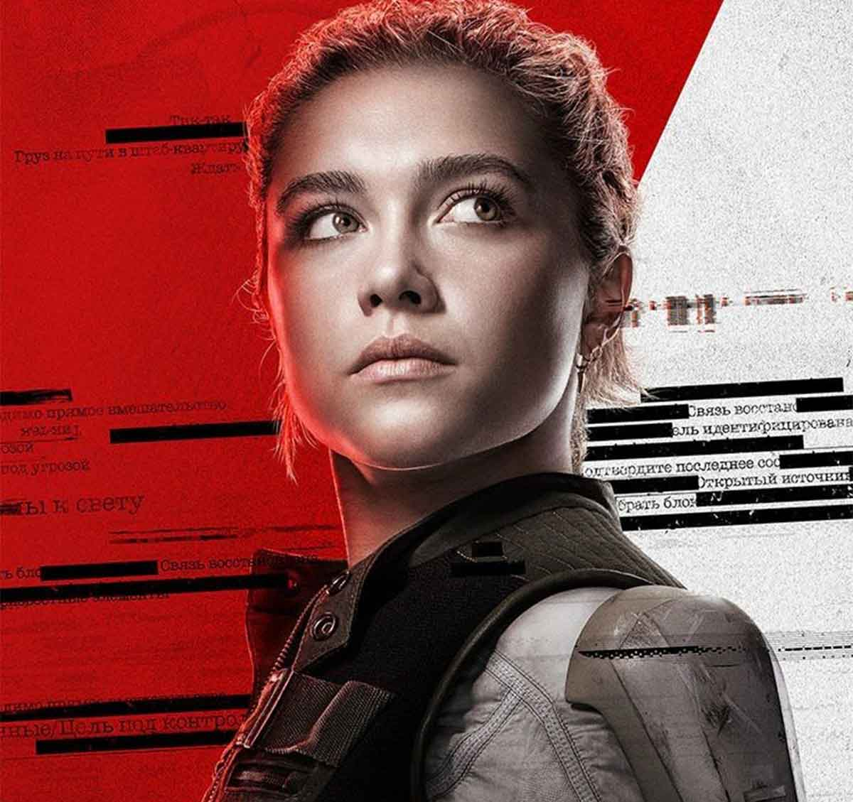 Black Widow: Description of the 4 main characters