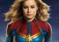 Brie Larson rechazó Capitana Marvel tres veces