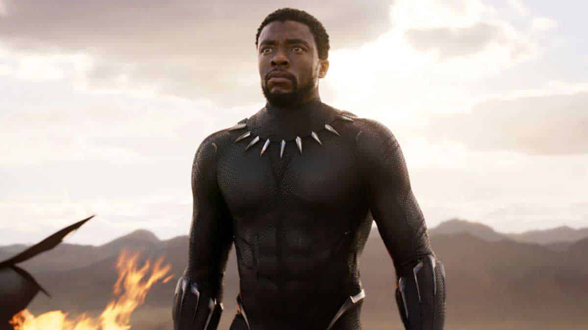 Before being Black Panther, Chadwick Boseman was going to be another Marvel character