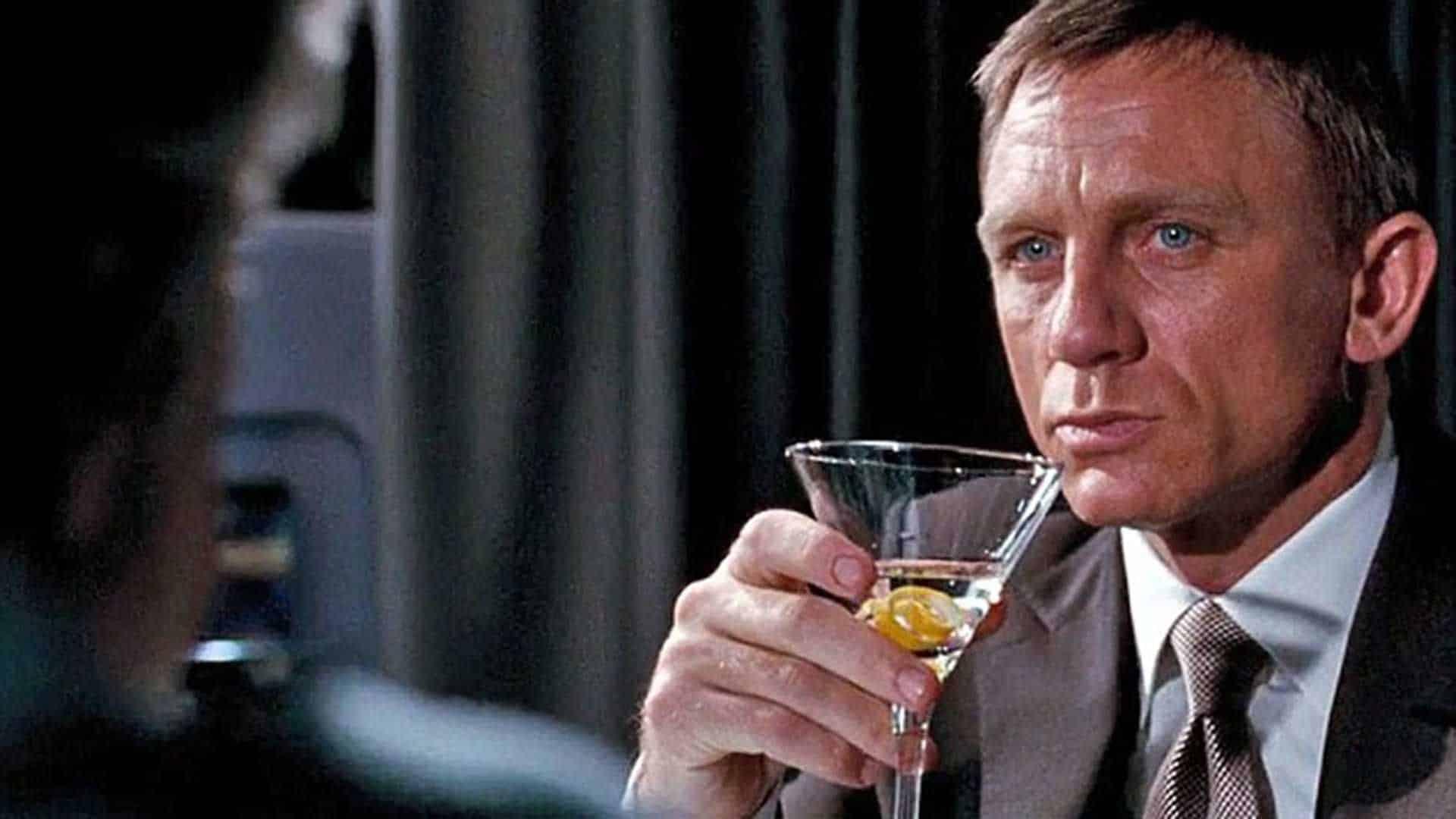 Bond Vesper Martini Cinema Cocktails