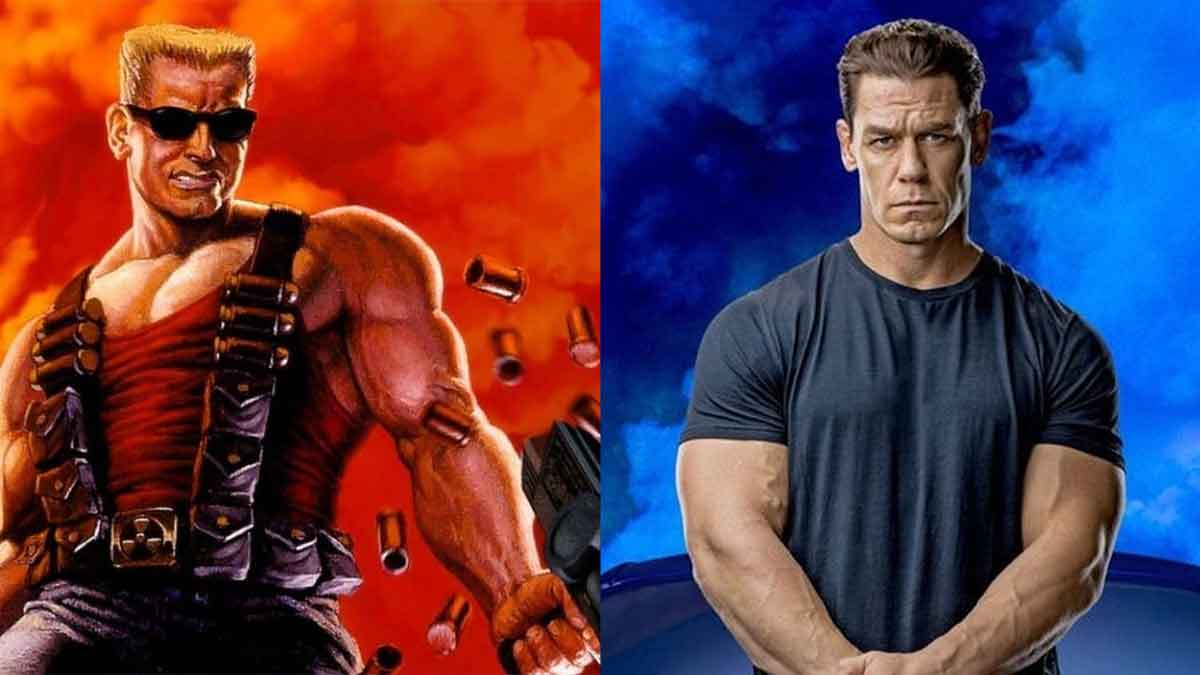 John Cena will star in the adaptation of a video game from the 90s