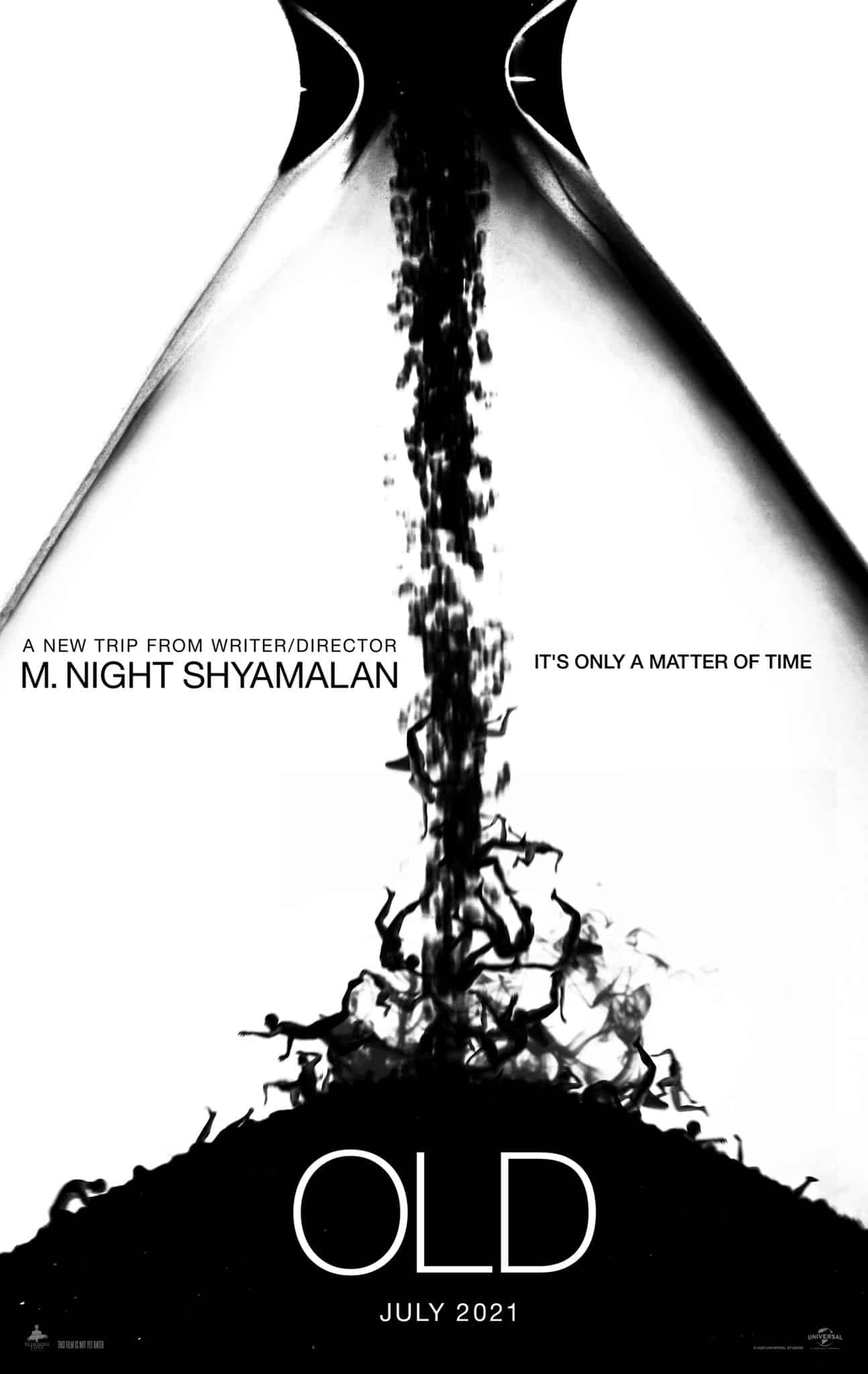 M. Night Shyamalan reveals title and art for his new OLD film
