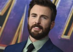 Chris Evans publicó una foto íntima por accidente y Mark Ruffalo reacciona