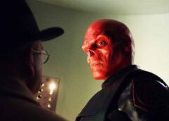 Teoría Marvel Studios: ¿Por qué Cráneo Rojo se deformó y Capitán América no?