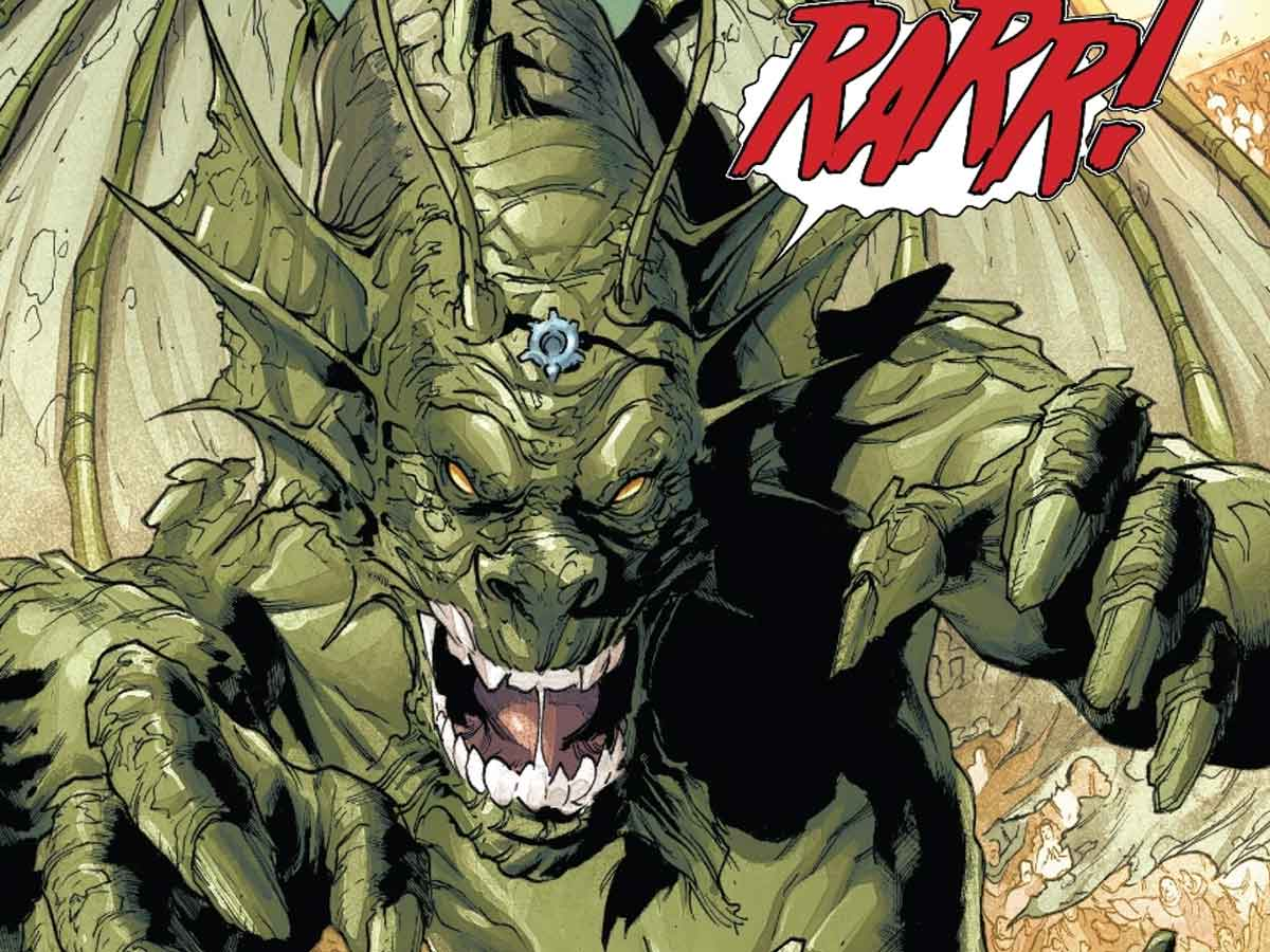 Marvel prepares dragons' film debut