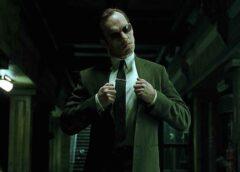 Matrix 4: Hugo Weaving explica por qué no regresará como el Agente Smith