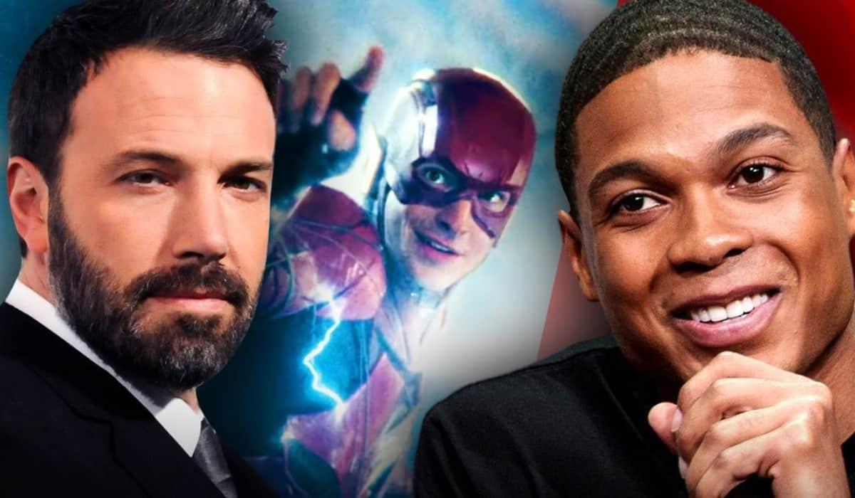 Ray Fisher sugirió que Warner utilizó a Ben Affleck como truco publicitario