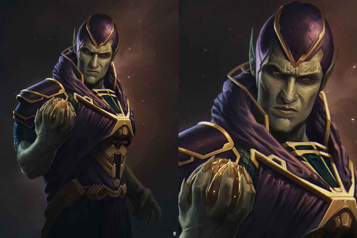 Spectacular Fan Art of Matthew McConaughey as the Green Goblin
