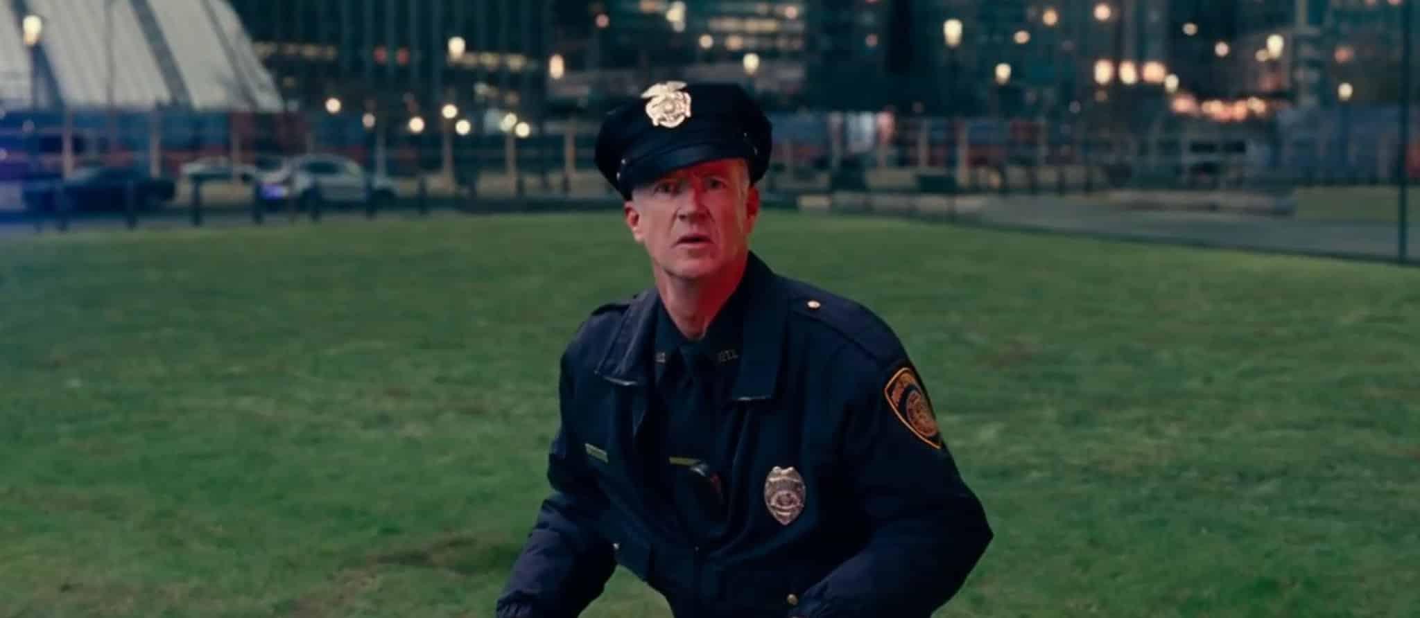 Marc McClure cameo Justice League