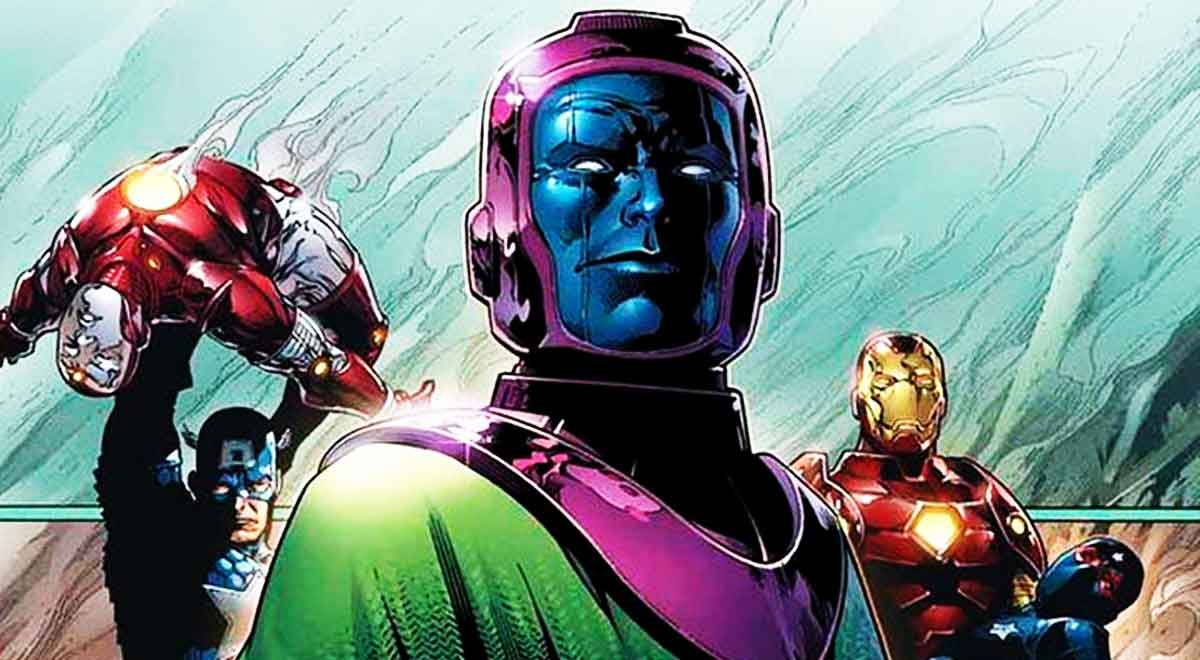 This is Kang the Conqueror, the new villain of Ant-Man 3