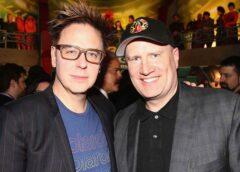 Así reaccionó Kevin Feige a la marcha de James Gunn a DC Comics