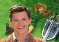 Tom Holland podría interpretar a Link en The Legend of Zelda de Netflix