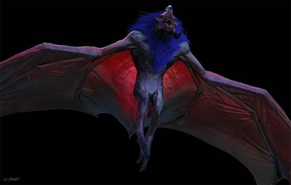 Avengers: Infinity War almost has bats-style aliens