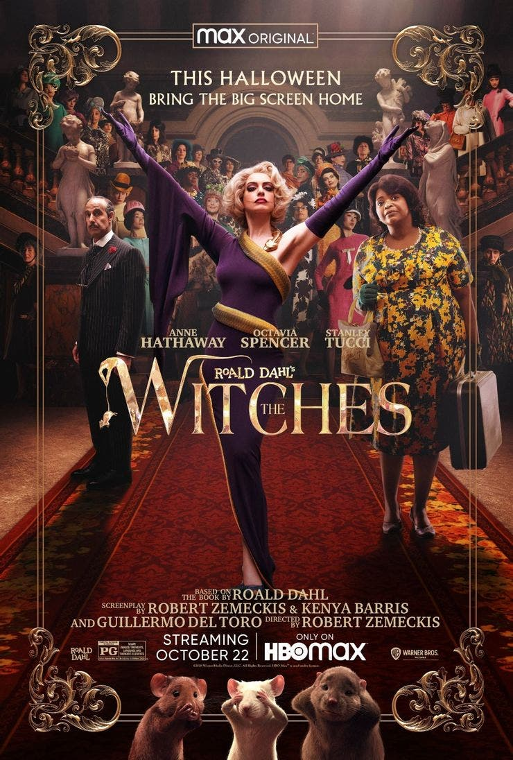 The Witches remake poster