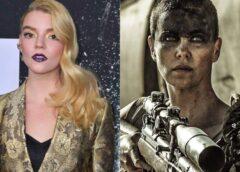 Anya Taylor-Joy comparó su Furiosa con la de Charlize Theron