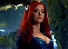 Aquaman 2: ¿Qué pasará con Amber Heard?