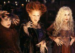 Bette Midler podría unirse 'El retorno de las brujas 2'