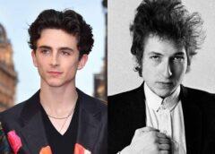 El biopic the Bob Dylan con Timothée Chalamet está en peligro