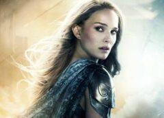 ¿Natalie Portman ya se cansó de Thor: Love and Thunder?