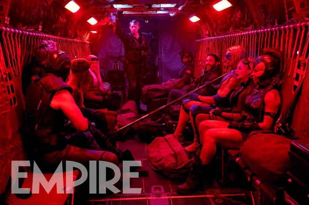 James Gunn Defends David Ayer's Suicide Squad