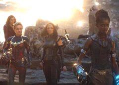 Letitia Wright confía en una película de Marvel protagonizada por mujeres