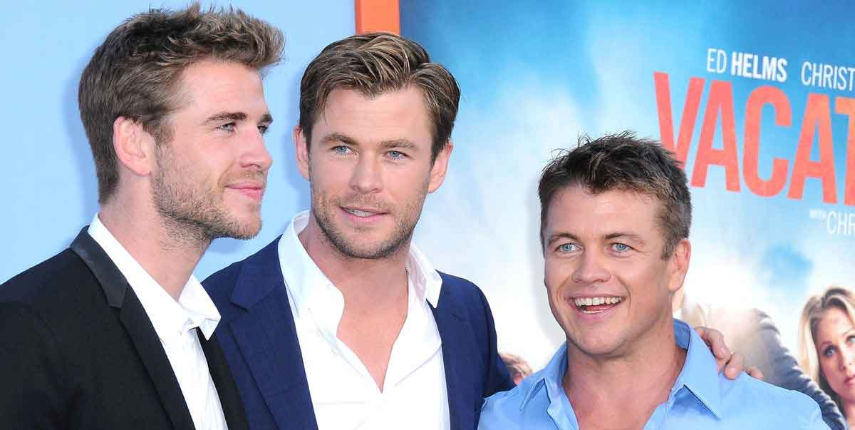 Luke Hemsworth wants to play Wolverine in Marvel