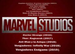 Marvel Studios corrige la línea de tiempo de sus películas