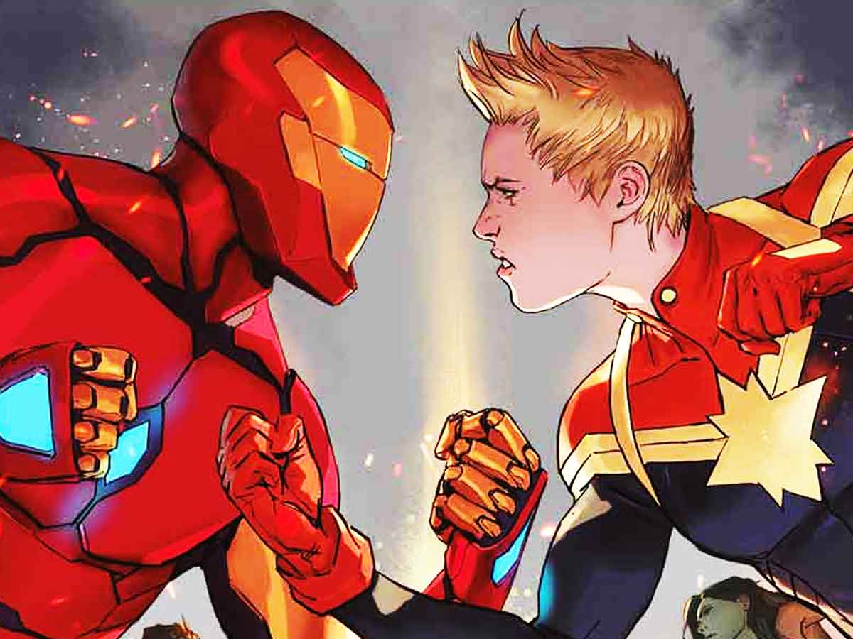 Marvel Studios wants to make a Civil War 2