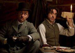 Sherlock Holmes 3: El director de no sabe cuando se estrenará la película