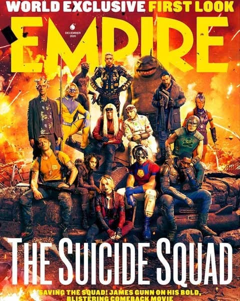 The Suicide Squad: James Gunn claims anything can happen