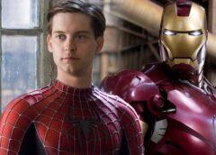 Tobey Maguire sustituirá a Iron Man en Spider-Man 3