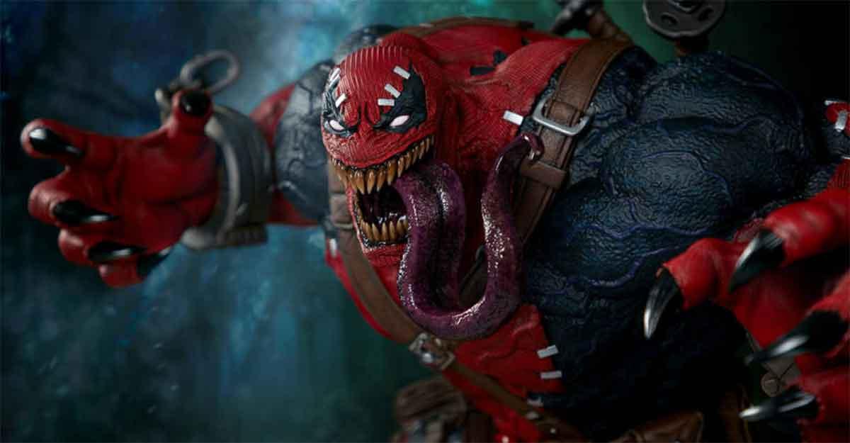 Venompool = Venom and Deadpool