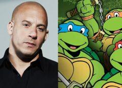 Vin Diesel podría unirse al reboot de Las Tortugas Ninjas