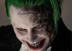 El Joker de Jared Leto tendrá un look diferente en Liga de la Justicia